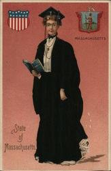 Massachusetts (State Girl)