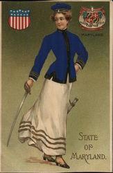 State Girl Maryland
