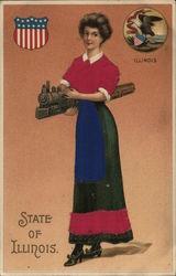 State Girl Illinois