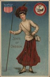State Girl Oregon