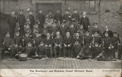 The Southport and Berkdale Postal Military Band