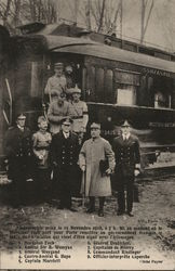 Armistice of 11 November 1918 Railroad Car