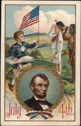 Fourth of July, Abraham Lincoln