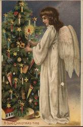 A Glad Christmas-Time