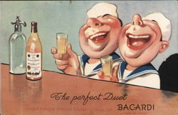 The Perfect Duet - Bacardi Rum