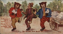 Cracker Jack Bears #6