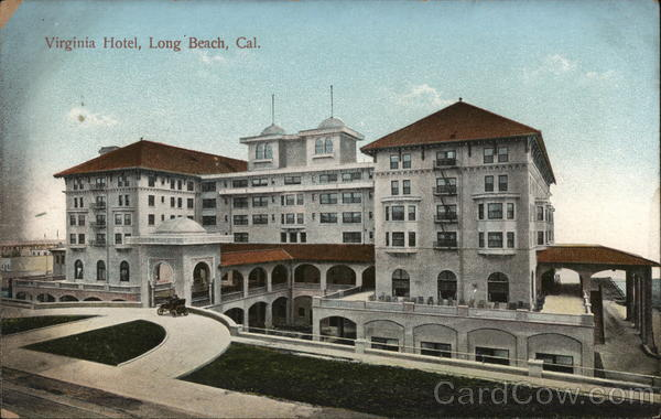 Virginia Hotel Long Beach California