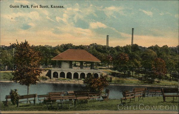 Gunn Park Fort Scott Kansas