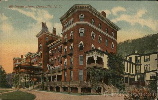 The Sanatorium Dansville New York