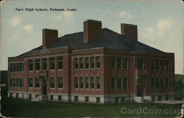 New High School Putnam Connecticut