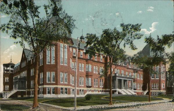 Sisters Hospital Lewiston Maine