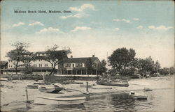 Madison Beach Hotel Postcard