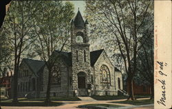 The First Baptist Church