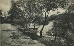 Wakefield Boulevard near E.H. Parson's Cottage, Highland Lake