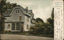 Residence of Harriet Beecher Stowe