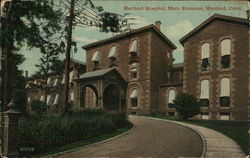 Hartford Hospital, Main Entrance