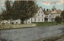 Madawaska Training School