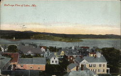 Bird's-Eye View Postcard