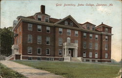 Girls' Dormitory, Bates College