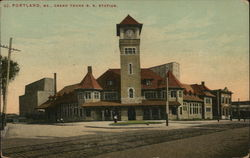 Grand Trunk R.R. Station
