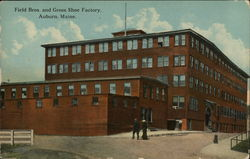Field Bros. and Gross Shoe Factory