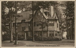 The Beeches - Calvin Coolidge Home