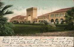 Stanford University - North Facade