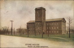 Store House, Rock Island Arsenal