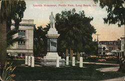 Lincoln Monument, Pacific Park