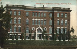 Wilder Hall, Dartmouth College