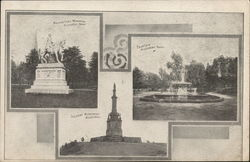 Monuments in Allegheny