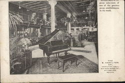The S. Hamilton Piano Co.
