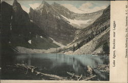 Lake Agnes, Rockeis near Laggan