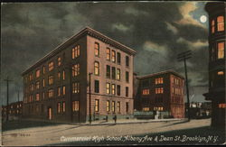 Commercial High School, Albany Ave & Dean St