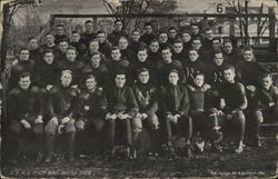 United States Naval Academy (USNA) Football Squad 1908