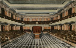 Auditorium, Masonic Temple