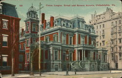 Union League, Broad and Sanson Streets