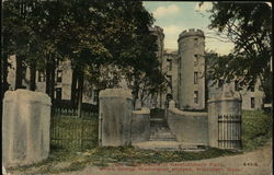 Old Castle of Revolutionary Fame