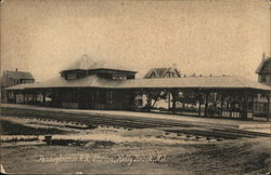Pennsylvania RR Station, Holly Beach