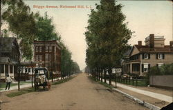 Briggs Avenue, Richmond Hill