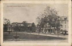 Lafayette Square - North Side Postcard