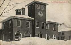 Post Office in Winter