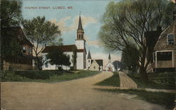 Church Street Postcard