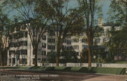 Colonial Apartments from Union Street