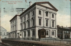 Post Office and Custom House