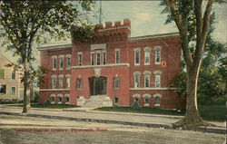 National Guards Armory