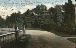 Hunnewell Gardens
