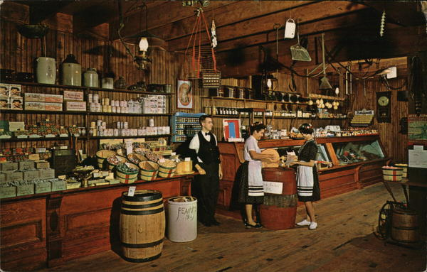 Rau's Country Store Frankenmuth Michigan