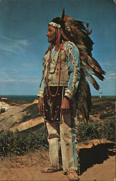 Chief Medicine Man Napoleon Madison Native Americana
