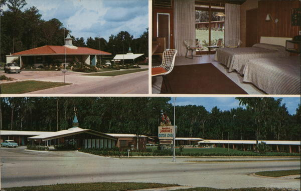 Howard Johnson's Motor Lodge & Restaurant Ocala Florida